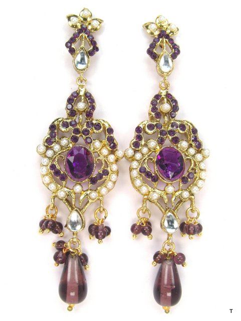 Costume Jewellery Earrings Je014