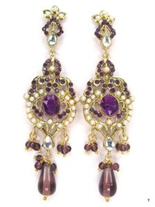 Afbeelding van Costume Jewellery Earrings JE014