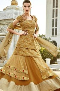 Picture of Saddlebruin Anarkali A041