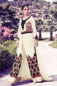 Picture of Floral wit Salwar SS061