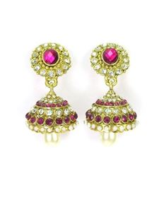 Picture of Jhumka Earrings JE021