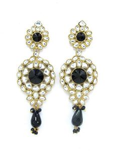 Picture of Kundan Earrings JE025