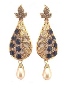 Afbeelding van Costume Jewellery Earrings JE029