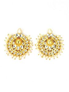 Afbeelding van Kundan Earrings JE028