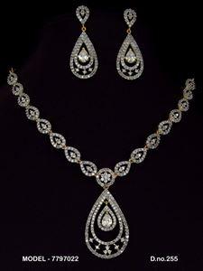 Afbeelding van CZ - Zirconia Necklaces - JS019