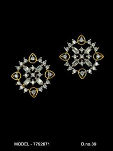 Afbeelding van CZ - Zirconia Earrings - JE041