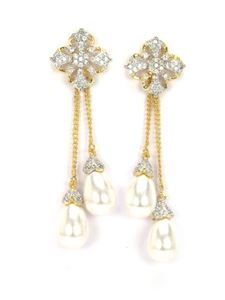 Afbeelding van CZ - Zirconia Earrings - JE043