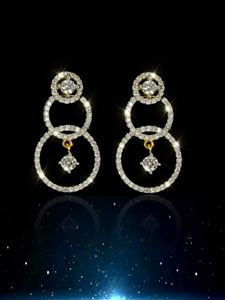 Picture of CZ - Zirconia Earrings - JE044