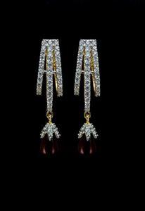 Picture of CZ - Zirconia Earrings - JE046