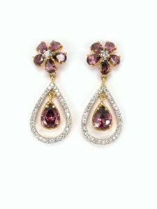 Picture of CZ - Zirconia Earrings - JE048