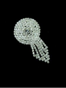 Picture of Costume Kundan Brooches JS031