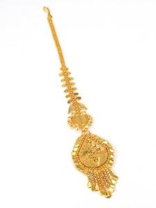 Picture of Gold Plated Mangtika JA025