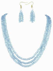 Afbeelding van Rajwadi Jewellery Set JS039