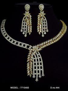 Picture of CZ - Zirconia Necklaces - JS058