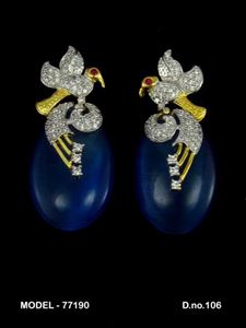 Picture of CZ Earrings- JE095