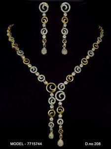 Picture of CZ - Zirconia Necklaces - JS069