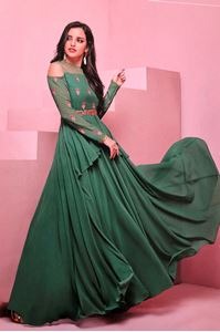 Picture of Jade glam up Kurti K038