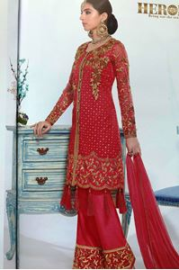Picture of Murberry Salwar Kameez SS072